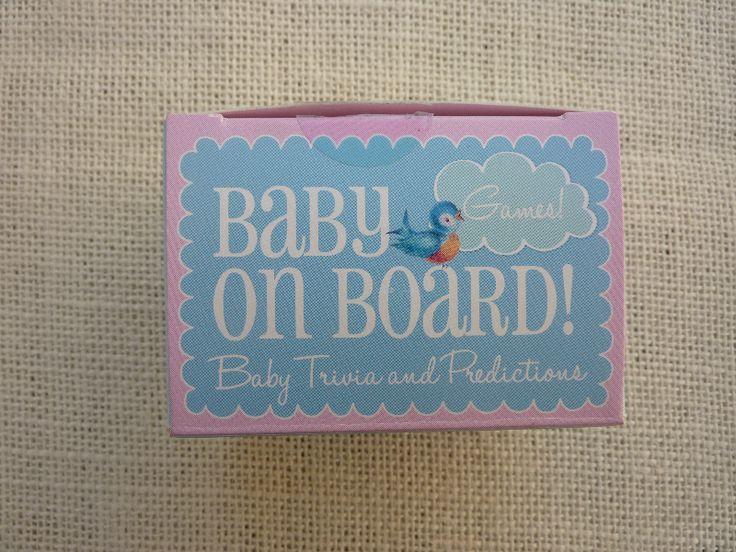 Baby on Board Bay Trivia