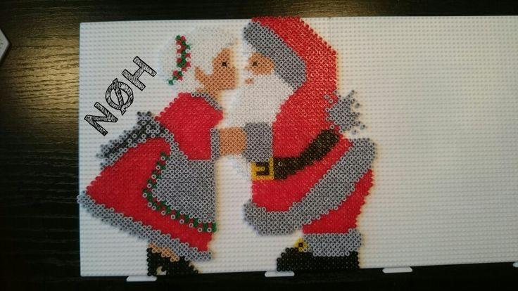 Julemand + kone