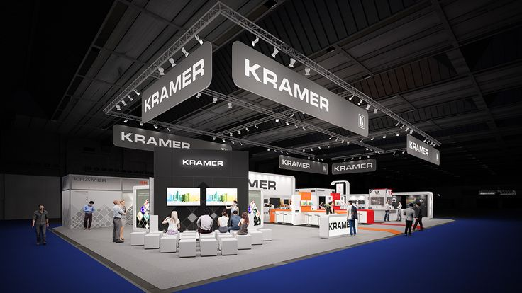 Kramer @ InfoComm 2015 Orlando on Behance