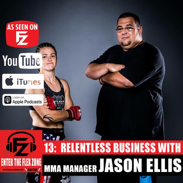 Our guest this week, Jason Ellis from Relentless Sports Management (RSM), believes there is still room for MMA to grow and he is here to give you a insider's look into the MMA industry and where it may be headed in the future.