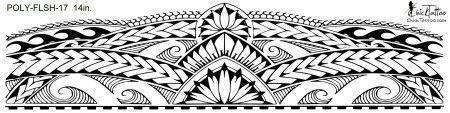 Great armband polynesian tattoo desing!! #polynesiantattoosarmband #polynesiantattoossleeve