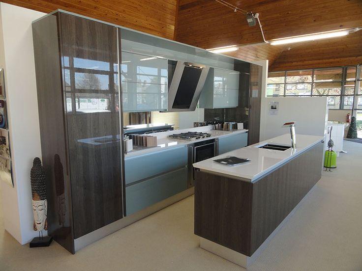 Crown Imperial Furore Handle Less Quartz Worktops, Chelmsford, Essex.  Kitchen Sink TapsKitchen DesignsKitchen ... Part 76