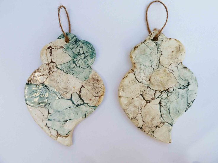 Inspiration Viana heart (for haging). Handmade,by  Lígia Ceramic´s Design.