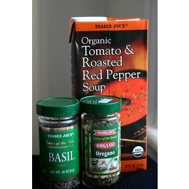 Products, Pepper soup and Trader joe's on Pinterest
