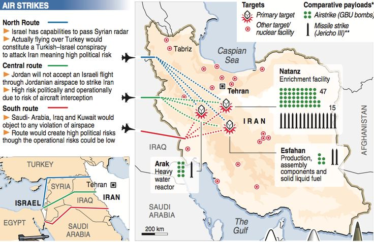 F2 - Iran's nuclear sites and possible Israeli strike plans- This is a glimpse at two of the big, overlapping geopolitical issues in which Iran is currently embroiled. The first is Iran's nuclear program: the country's leaders say the program is peaceful, but basically no one believes them, and the world is heavily sanctioning Iran's economy to try to convince them to halt the nuclear development that sure looks like it's heading for an illegal weapons program