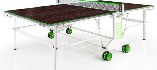 Kettler #WoodPong Outdoor Table Tennis Table : Sports & Outdoors