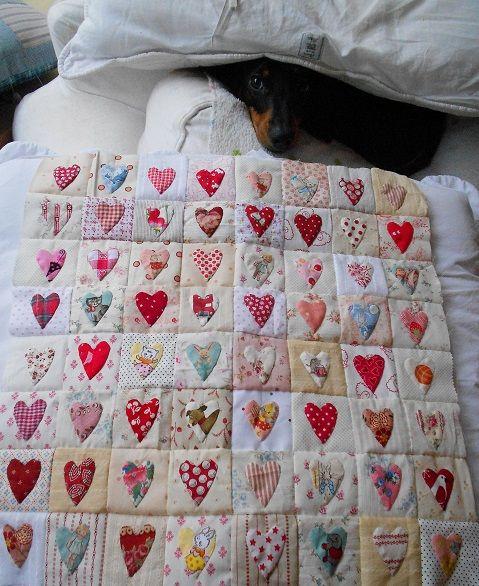 "Supergoof Quilts: ""Gootje & Kleine Muis"""