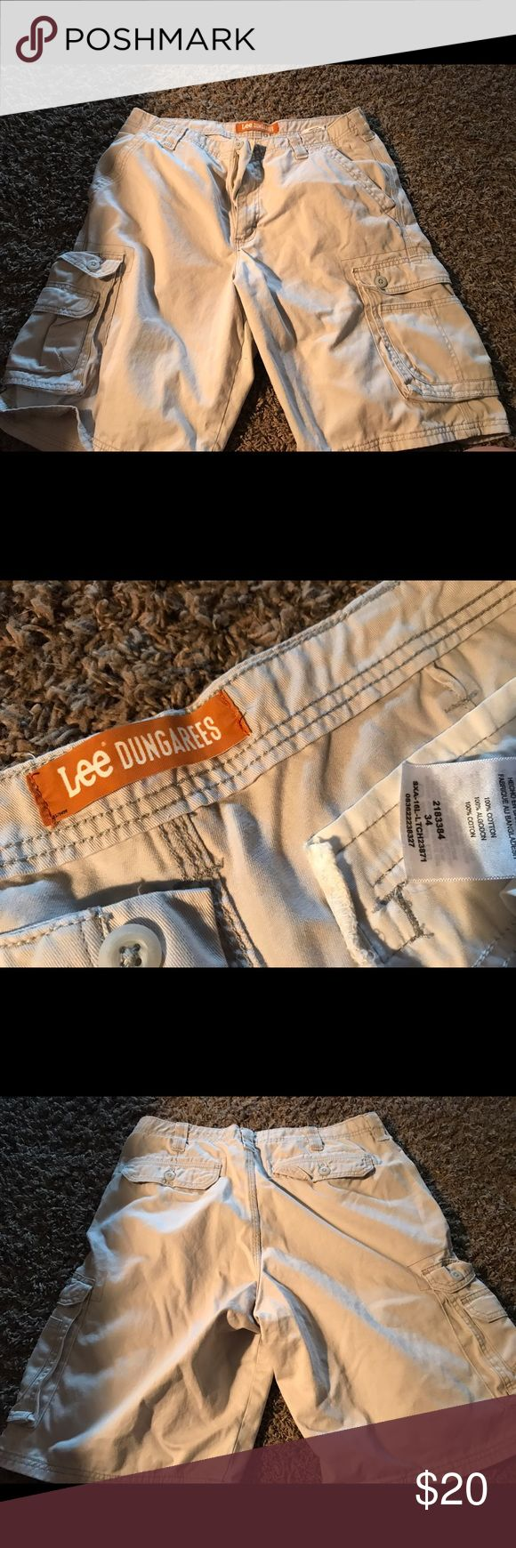 Men's Lee dungaree Men's Lee Dungarees it great shape bought wrong size never worn Lee Dungarees  Shorts Cargo