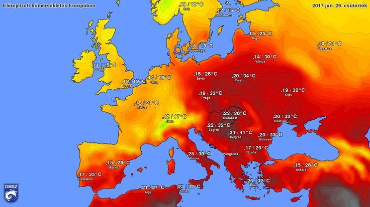 Magyarland nem csak büszke európai ország, miután megállította Brüsszelt, még jobban is teljesít! Trumpnak van igaza, nincs felmelegedés.  Le a franciákkal, le a Párizsi Egyezménnyel!