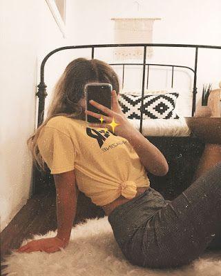 Poses Adolescentes para Fotos de Instagram y Tumbl…