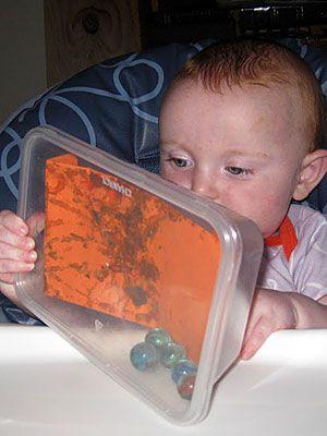 Διασκεδαστικές δραστηριότητες για παιδιά ενός έτους στο σπίτι