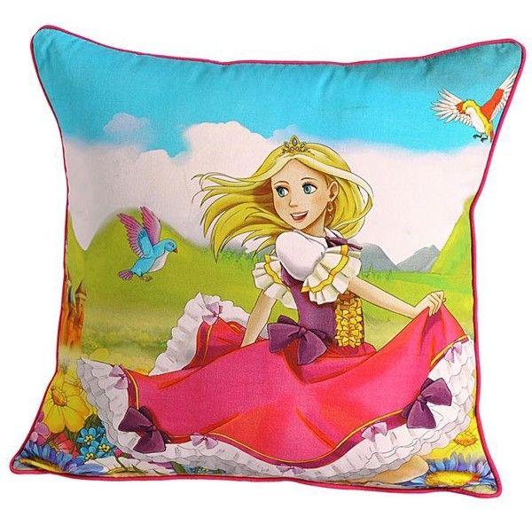 Princess Kids Cushion Covers- KCC- 158