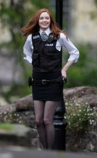 I like this one too. HUGE Dr Who fan. Amy Pond is one of my favorite companions.