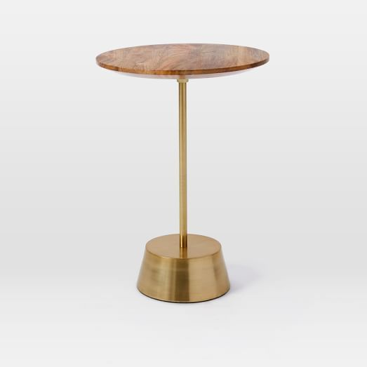 Maisie Side Tables- west elm - also a marble side table.