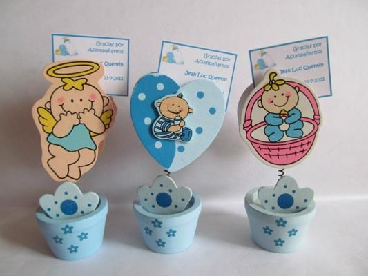 Wonderful Souvenirs Para Baby Shower Recuerdos