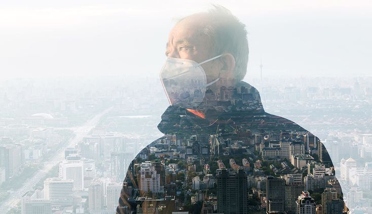 Pollution Can Lead to Bone Loss in Older People New research shows older people living in areas with greater air pollution suffer more osteoporosis-related bone fractures, suggesting a modifiable risk factor.