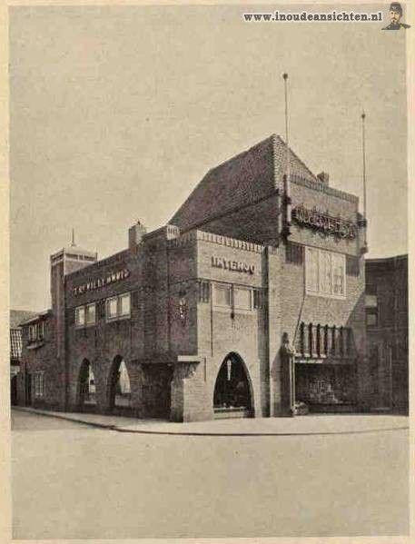 Kerkstraat nr 58 1926