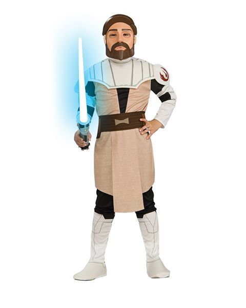 Obi Wan Kenobi Child - Star Wars Party Costumes