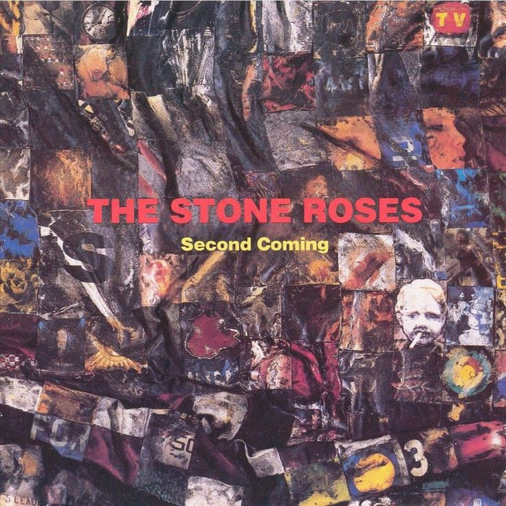 The Stone Roses - Second Coming (CD)