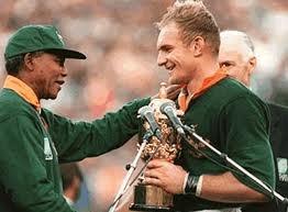 Springbok Rugby victory 1995