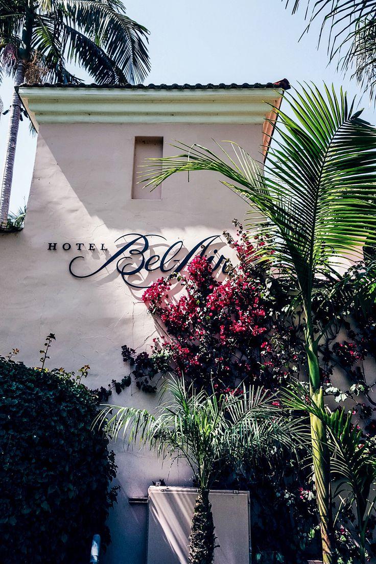 Hotel Review: Hotel Bel Air   Los Angeles