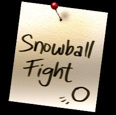 3 activerende werkvormen voor de beweegknappe leerlingen, love the snowballfight!