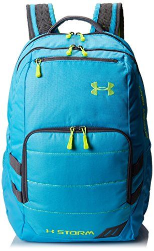 Under Armour UA Camden Storm Backpack. One Size Fits All. ALPINE Under  Armour http   www.amazon.com dp B00HW55YLQ ref cm sw r pi dp Aeu1tb1AXE… 6f70f3323