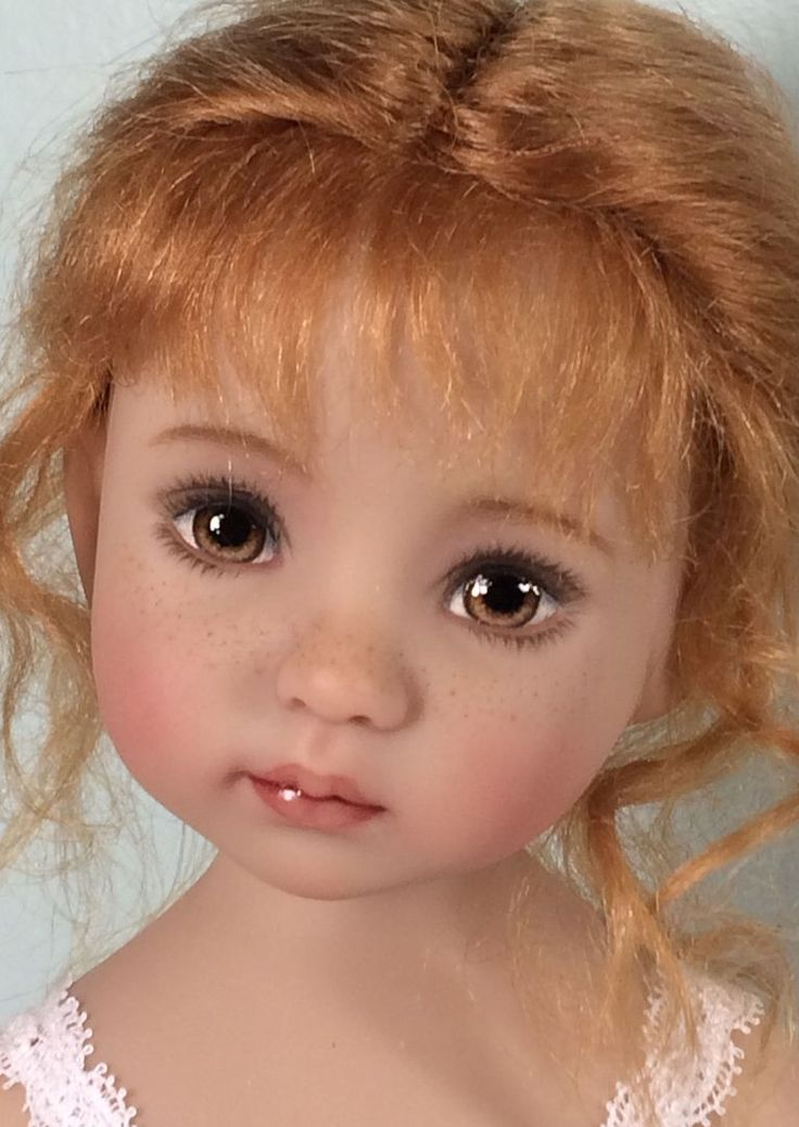 """Nelly Valentino version of """"Little Darling"""" Dolls.  She is an authorized Diana Effner doll painter!  You can order dolls from her here! http://nebula.wsimg.com/893701c138fbbc768d0fce261d45051d?AccessKeyId=768E8BCDC8E50837FCA0&disposition=0&alloworigin=1"""