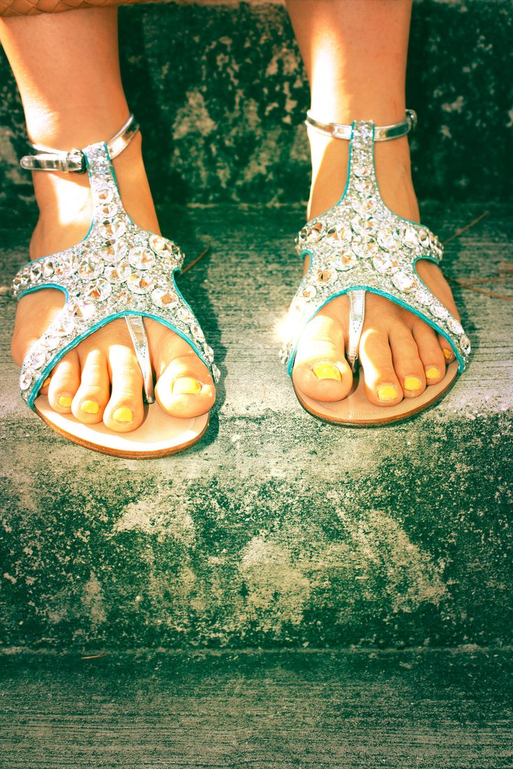 Miu Miu starfish sandals. Hopefully Seychelles will come up with a version I can afford!