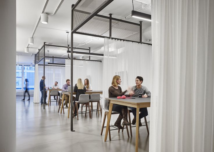 Partners by design have developed a new office design for digital advertising software company centro located in chicago illinois