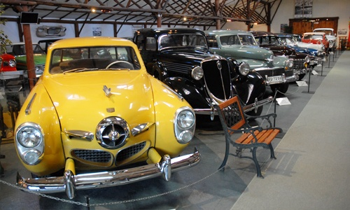 Studebaker museum in southern Chile, who knew?