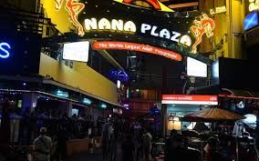 Rainbow 4, Nana Plaza, Bangkok, is my rendezvous and it has more than sixty dancers parading on the stage. Their noses and their breasts are some of the least appetising I've seen, and the plastic surgeons who gave them their changes should be shot.   #Thailand #bargirls #Bangkok #silicon