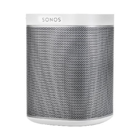 Sonos PLAY1 Smart Wireless Speaker in White Say hello to the newest member of the Sonos wireless HiFi System. New compact size, same epic HiFi sound. No other wireless speaker packs so much HiFi sound in to such a compact deisgn. Spiraling high http://www.MightGet.com/february-2017-2/sonos-play1-smart-wireless-speaker-in-white.asp