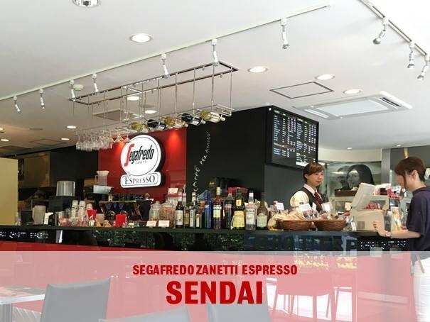 """Kawiarnie Segafredo zyskują w Japonii coraz większą popularność. Kolejna z nich powstała właśnie w Sendai - """"Mieście Drzew"""" na wyspie Honsiu. Zlokalizowana w pobliżu uroczego parku Sendai Itsutsubashi nowoczesna kawiarnia jest doskonałym miejscem nie tylko na biznesowy lunch , ale sprawdzi się również jako miły przystanek podczas spaceru. #SegafredoZanetti #kawaSegafredo #KawiarnieSegafredo #KawiarnieŚwiata #Sendai #Japonia"""