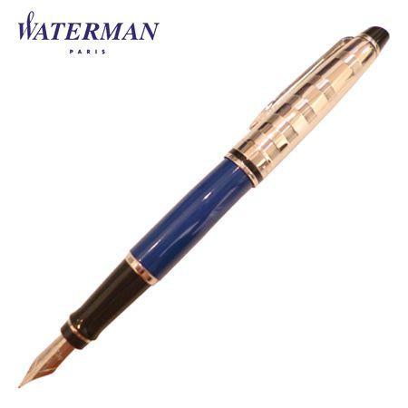【正規販売店】WaterManウォーターマンエキスパートデラックスブラックCT万年筆フランス高級筆記具
