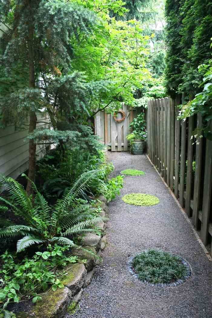 Petit jardin en ville: 17 photos et conseils pratiques pour vous!