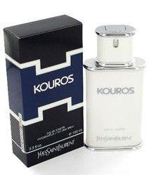 Yves Saint Laurent Kouros Met noten als koriander, muskusaatsalie, iriswortel, anjer en honing is Kouros zeker geen alledaags parfum, maar zeker wel alle dagen te dragen.