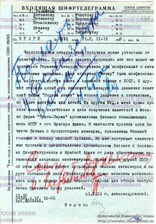 Документы советской эпохи: Просмотр единицы хранения