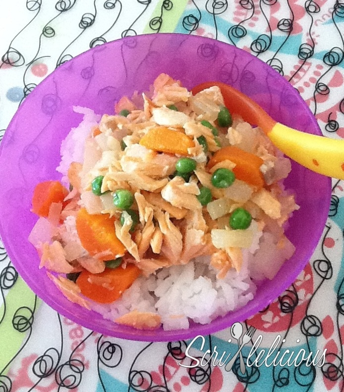 37 best recipe for toddler images on pinterest children recipes toddler recipe salmon stir fry chinese style http forumfinder Gallery