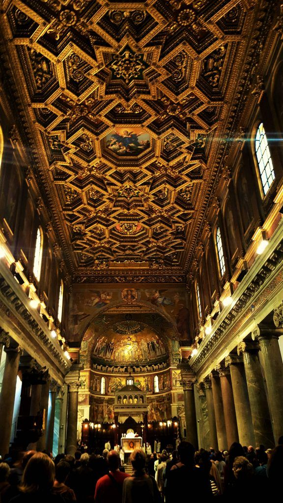 Discover the churches of Rome