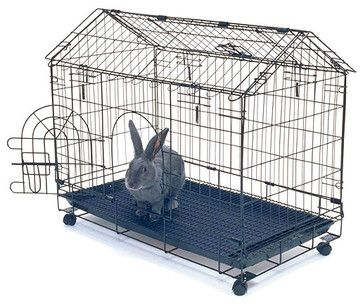 Kennel Aire Bunny House traditional-pet-care