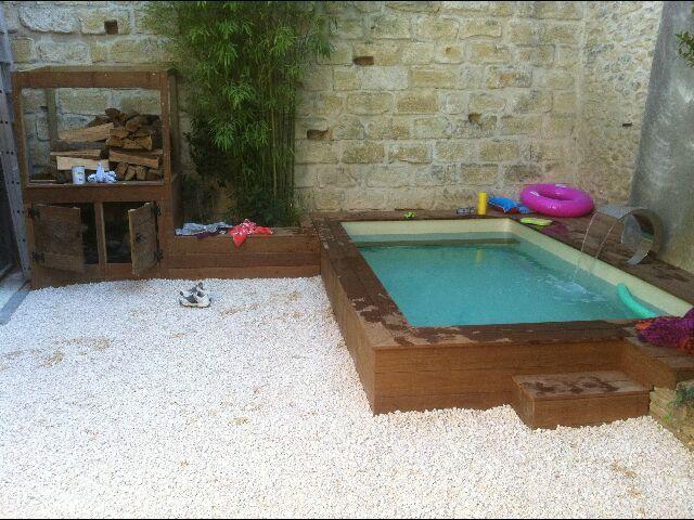 1682 best Piscines hors sol, jacuzzis, spas images on Pinterest