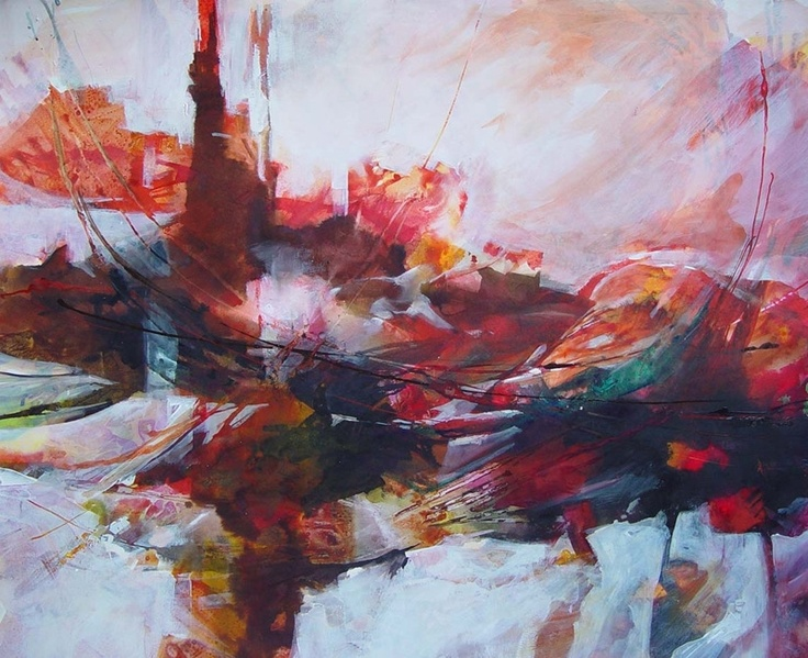 Something astonishing can happen when it all comes together just right!: Painting