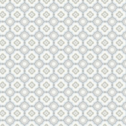 Designer Clothing Fabrics By The Yard Taza Gray Dots Fabric Sold by