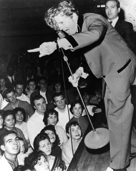 The Killer! The Rock and Roll Hall of Fame Inductees, 1986 - 2014 Pictures - Jerry Lee Lewis 1986 Inductee | Rolling Stone