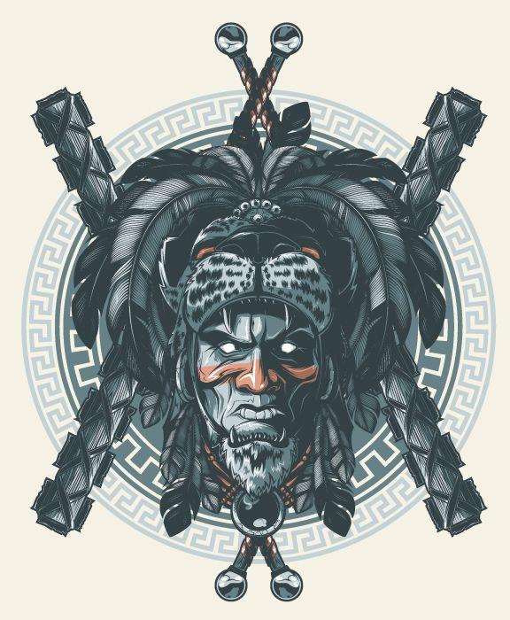 Jaguar Warrior on Behance