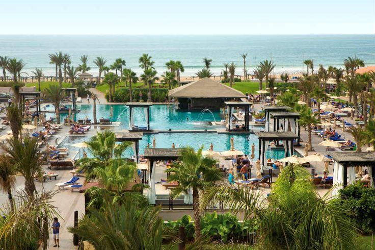 Hotel Riu Palace Tikida Agadir - Hotel in Agadir - Hotel in Morocco - RIU Hotels & Resorts