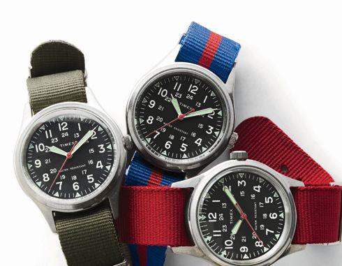 Timex Military watch