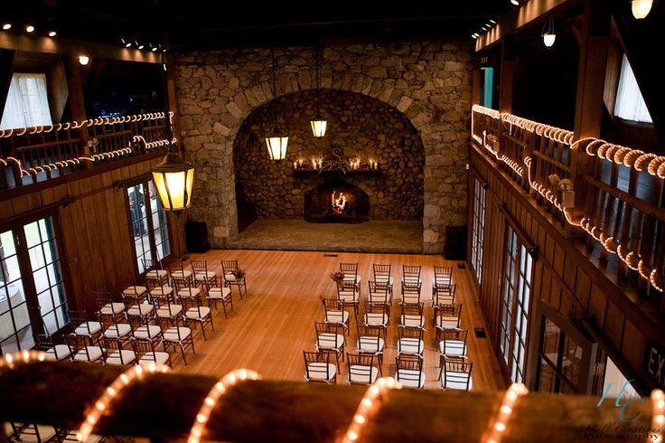 Valhalla Grand Hall | Lake Tahoe Spring Wedding