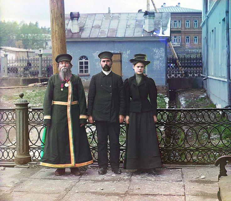 1907-1915: la Russie avant la Révolution, en couleur